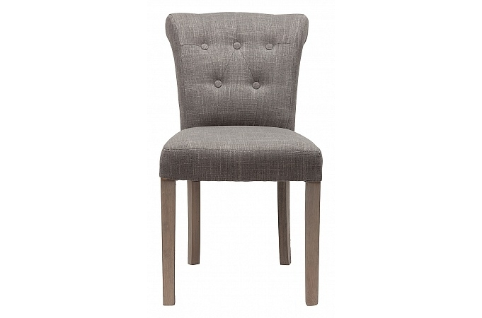Стул BensonОбеденные стулья<br>Роскошь ? не всегда синоним красоты. В оформлении стула &amp;quot;Benson&amp;quot; великолепие проявляется в скромности. Нейтральные цвета, строгие пропорции, классическая отделка ? в этом рождается удивительный по сдержанности и благородству дизайн. Получивший вдохновение в традиционном французском стиле, он разбавляет его шик аскетством и прованским романтизмом. В таком смешении и создается дизайн, наполненный простотой и грацией.<br><br>Material: Лен<br>Length см: 50<br>Width см: 62<br>Height см: 83
