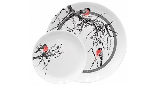 Сет из двух тарелок