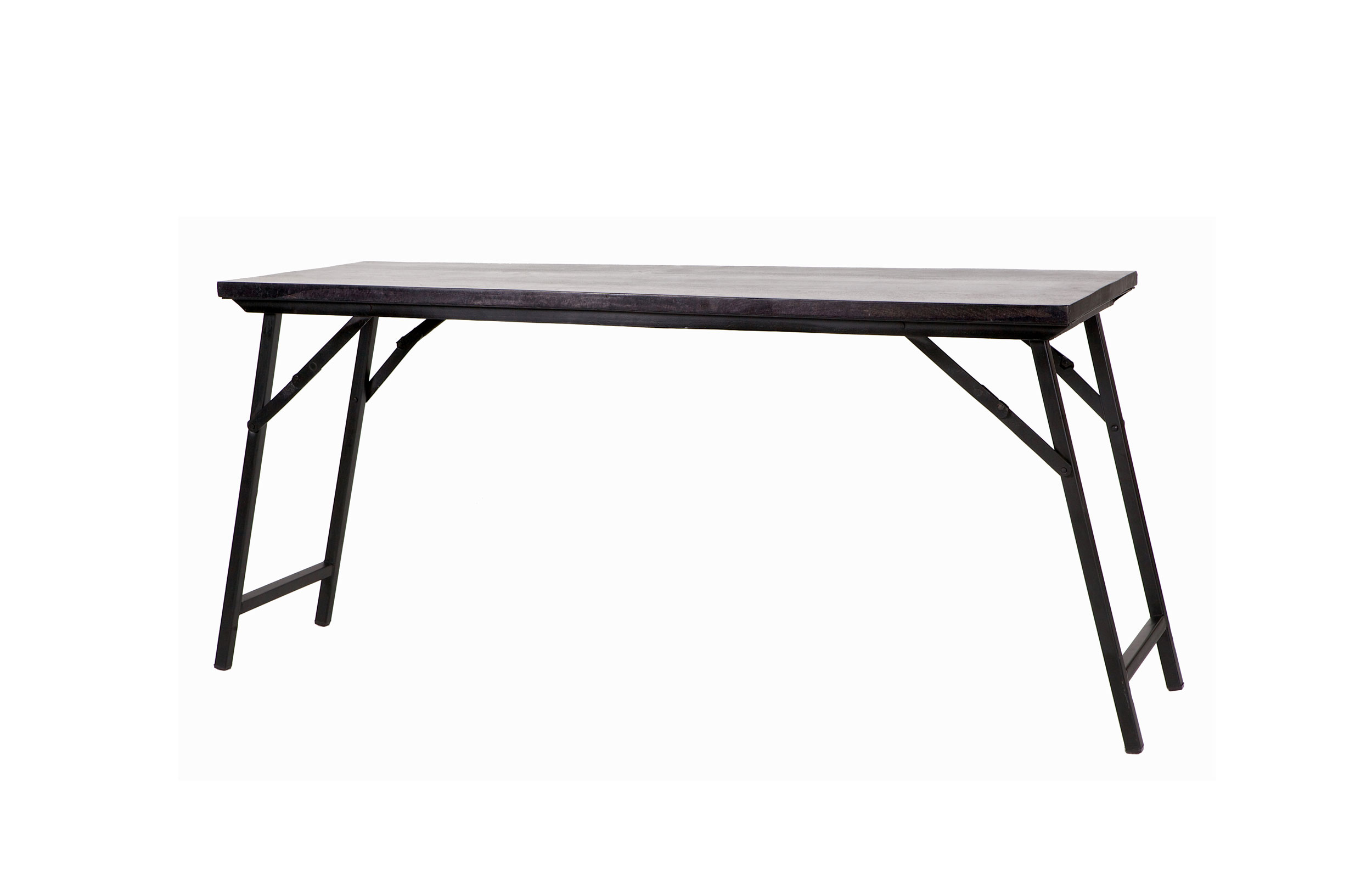 Стол Fold UpПисьменные столы<br>&amp;lt;div&amp;gt;Компактный складной стол Fold Up придется по вкусу тем, кто любит просторные, «свободные» лофт-интерьеры. Классическая прямоугольная форма и симметричные линии подчеркивают простой силуэт. Столешница выполнена из натурального дерева манго, что добавляет модели благородства. Металлические ножки смотрятся немного грубовато за счет крепежного механизма. Но именно такой контрастный предмет актуален для индустриального стиля.&amp;amp;nbsp;&amp;lt;br&amp;gt;&amp;lt;/div&amp;gt;&amp;lt;br&amp;gt;&amp;lt;div&amp;gt;&amp;lt;div&amp;gt;Цвет: черный.&amp;amp;nbsp;&amp;lt;/div&amp;gt;&amp;lt;div&amp;gt;Размеры: 150х72х50см.&amp;lt;/div&amp;gt;&amp;lt;/div&amp;gt;<br><br>Material: Дерево<br>Ширина см: 50<br>Высота см: 72