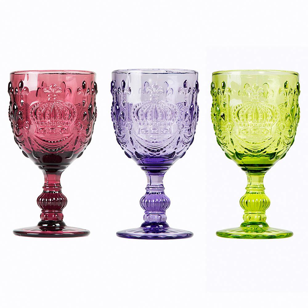 Комплект винных фужеров «Ваше высочество» (6 штук)