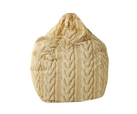 Пуфик-груша ЖаккардКресла-мешки<br>Мягкий пуф, вальяжно расположившийся на полу, является символом непосредственной праздности, смешанной с частицей домашнего уюта. В этом тандеме и рождается шарм стиля кантри, в котором выполнен &amp;quot;Жаккард&amp;quot;. Такой дизайн, чье очарование скрыто в каждой петельке классического узора согревающей пряжи, позволит вам забыть о заботах современного жителя мегаполиса и раствориться в теплоте нежных прикосновений. Прикосновений, благодаря наполнителю из пенополистирольных шариков становящихся еще более расслабляющими и приятными...<br><br>Material: Текстиль<br>Width см: None<br>Height см: 110<br>Diameter см: 40