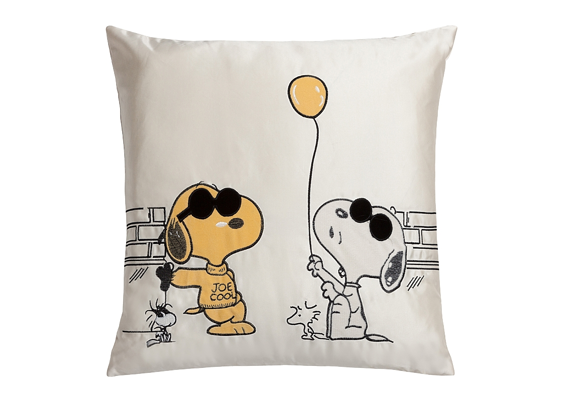 "DG Подушка Снупи и Вудсток ""Snoopy & Woodstock"""