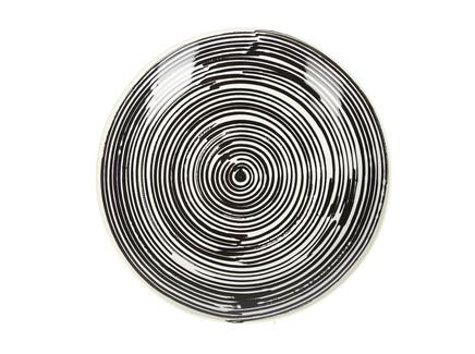 Предмет декора (farol) черный 44.0x6 см.