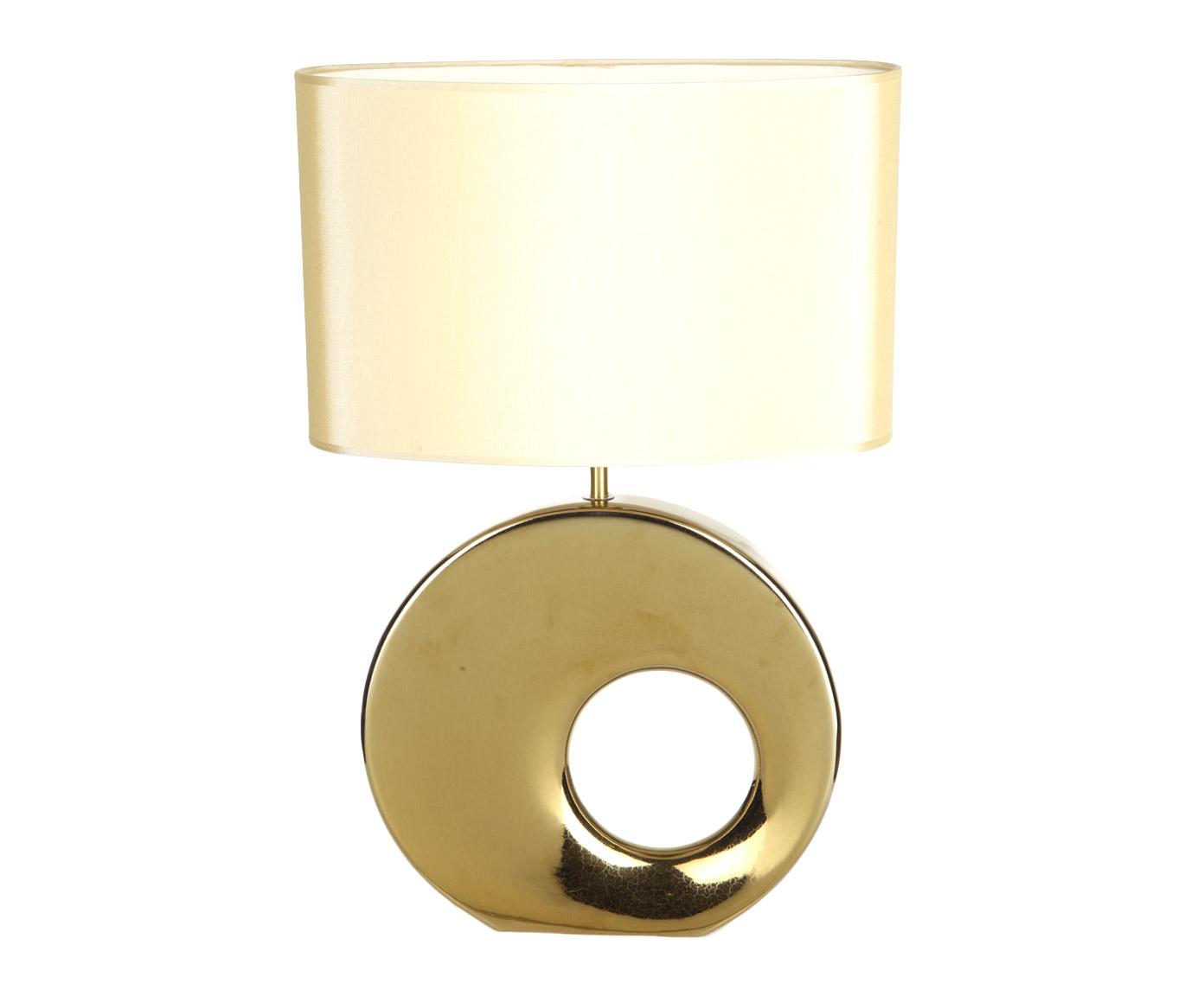 Настольная  лампаДекоративные лампы<br>Светильник настольный с оригинальным основанием, выполненным из керамики, станет не только эффективным источником дополнительного света, но стильным дизайнерским аксессуаром.&amp;lt;div&amp;gt;&amp;lt;br&amp;gt;&amp;lt;/div&amp;gt;&amp;lt;div&amp;gt;&amp;lt;div&amp;gt;Вид цоколя: E27&amp;lt;/div&amp;gt;&amp;lt;div&amp;gt;Мощность: 60W&amp;lt;/div&amp;gt;&amp;lt;div&amp;gt;Количество ламп: 1&amp;lt;/div&amp;gt;&amp;lt;/div&amp;gt;<br><br>Material: Керамика<br>Height см: 60<br>Diameter см: 40