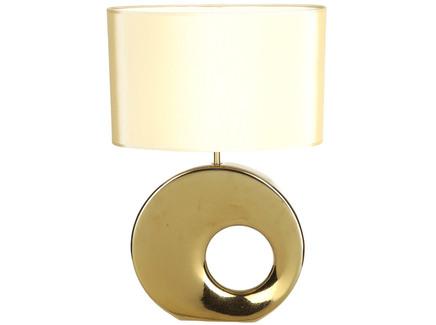 Настольная лампа (farol) золотой 40.0x59.0x18.0 см.