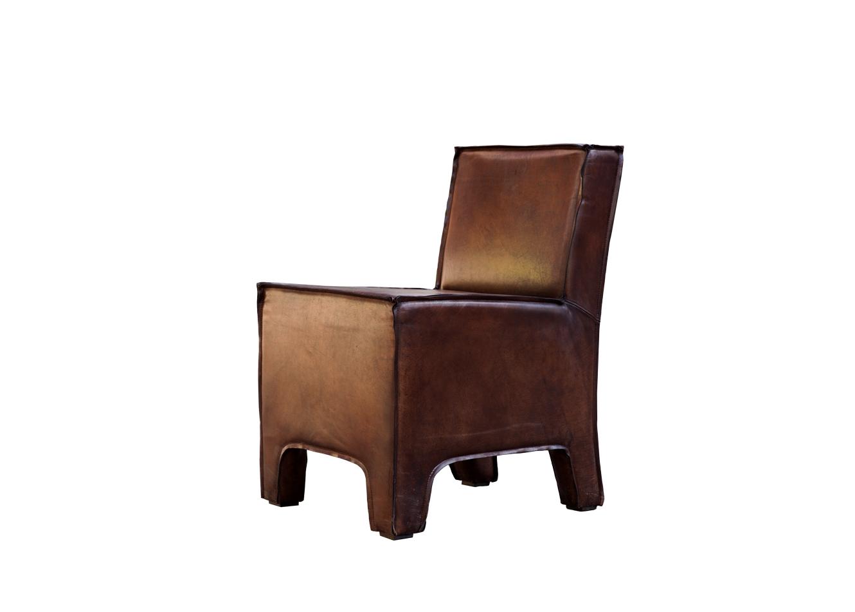 Стул МаксОбеденные стулья<br><br><br>Material: Кожа<br>Width см: 51<br>Depth см: 61<br>Height см: 81