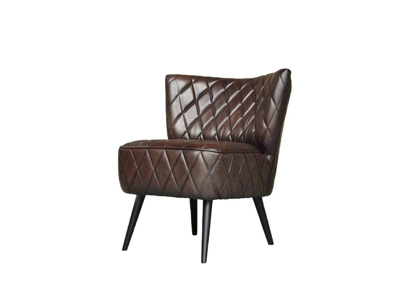 Стул Майк ЛоуОбеденные стулья<br><br><br>Material: Кожа<br>Width см: 60<br>Depth см: 72<br>Height см: 66