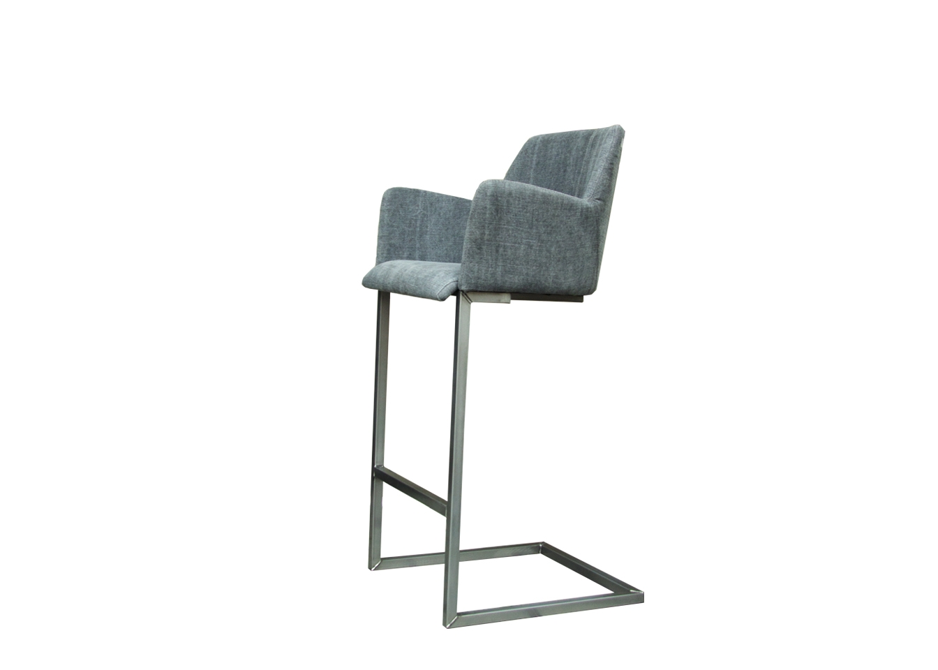 Стул барный СтивБарные стулья<br><br><br>Material: Металл<br>Width см: 56<br>Depth см: 57<br>Height см: 115