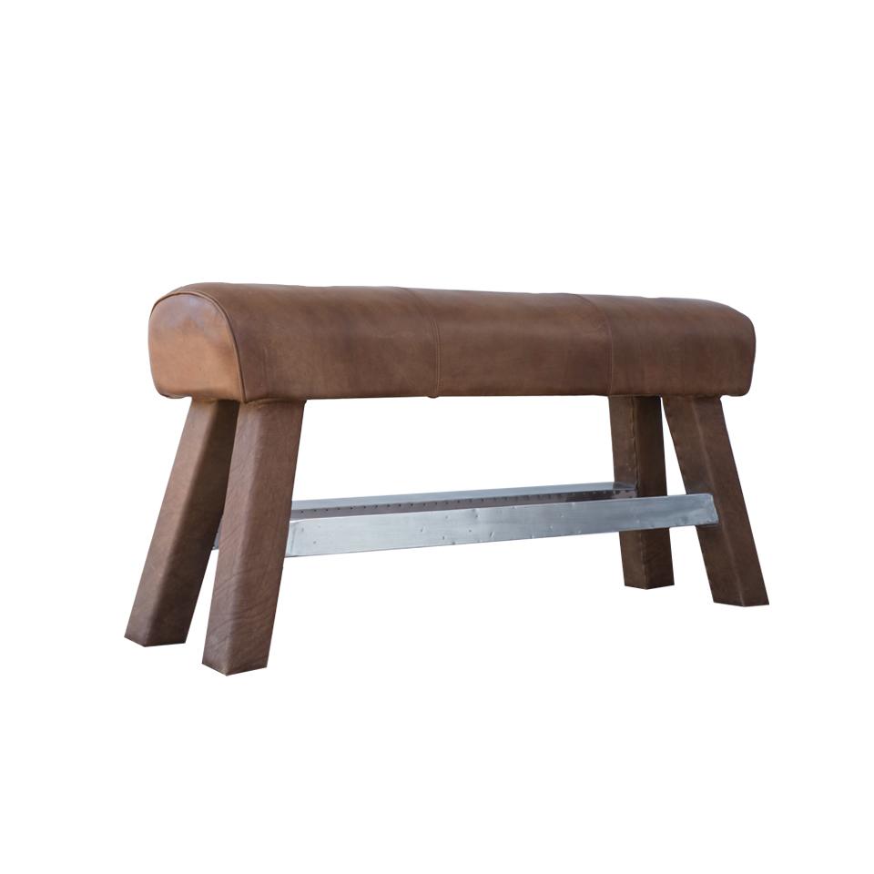 Стул барный двойнойБарные стулья<br><br><br>Material: Кожа<br>Length см: None<br>Width см: 150<br>Depth см: 42<br>Height см: 73