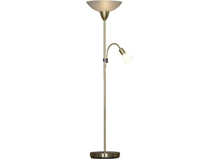 Торшер (lussole) золотой 180.0x28.0 см.