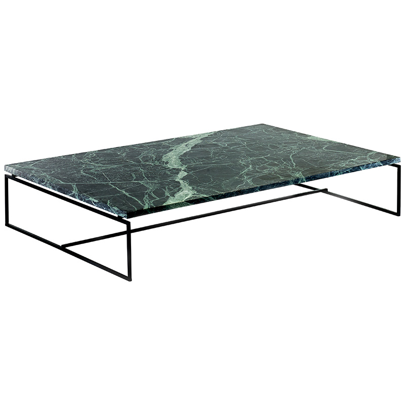 журнальный столик MARBLEЖурнальные столики<br><br><br>Material: Металл<br>Width см: 120<br>Depth см: 80<br>Height см: 22