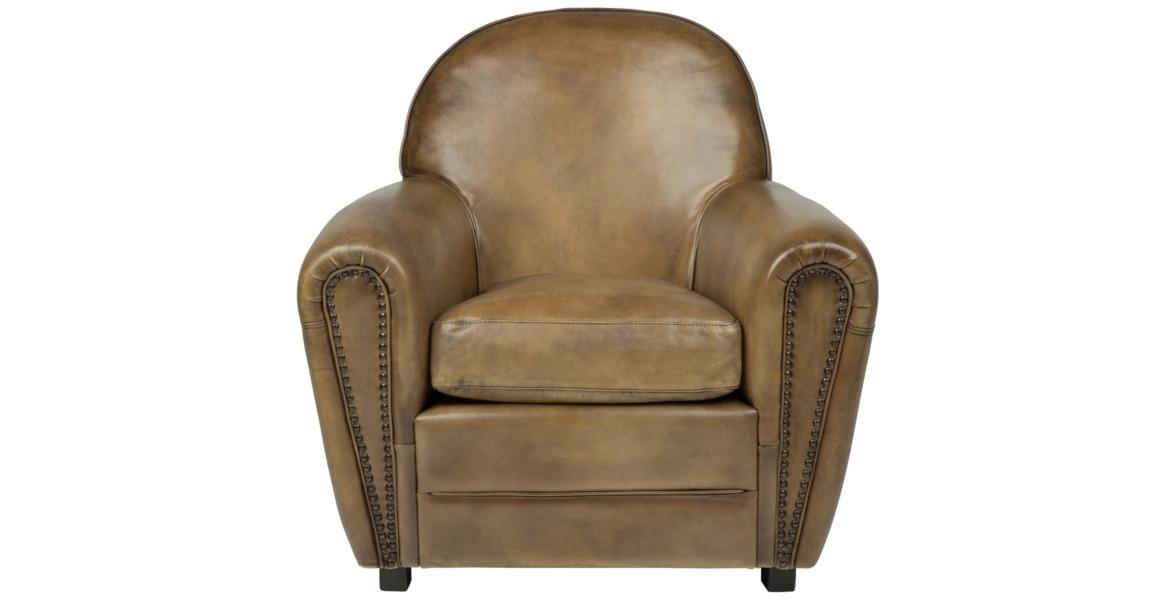 Кресло MarkoИнтерьерные кресла<br><br><br>Material: Кожа<br>Width см: 92<br>Depth см: 88<br>Height см: 86