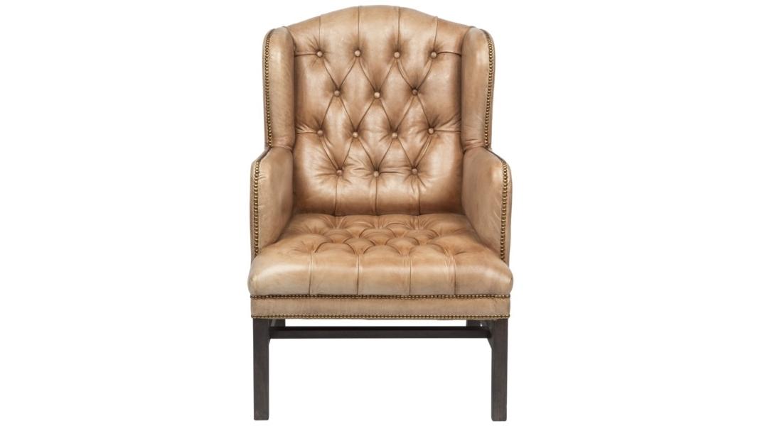 Кресло NestorКожаные кресла<br><br><br>Material: Кожа<br>Width см: 67<br>Depth см: 73<br>Height см: 98
