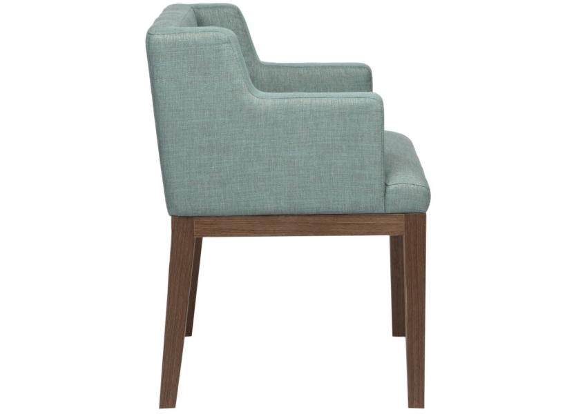 Стул с подлокотникамиОбеденные стулья<br><br><br>Material: Текстиль<br>Width см: 62<br>Depth см: 63<br>Height см: 79