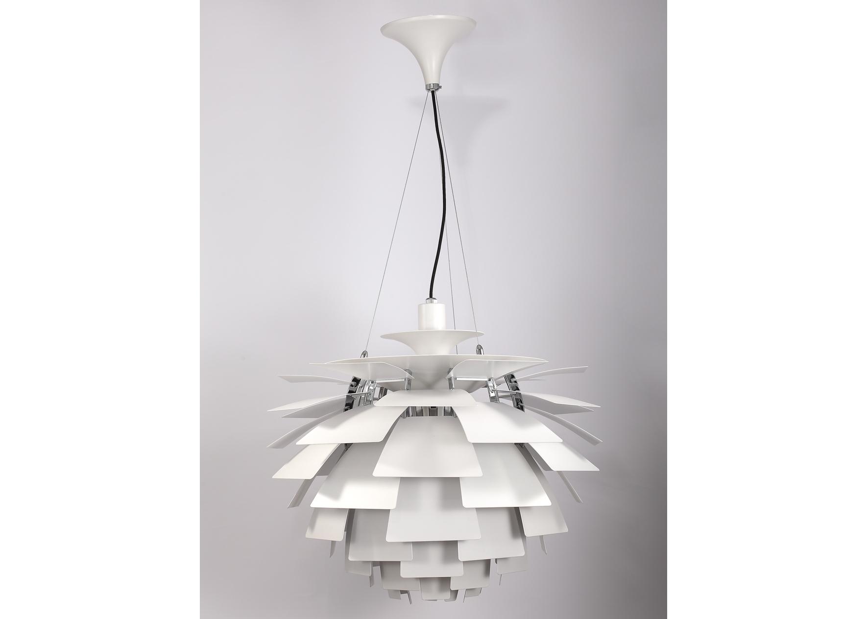Светильник ZephyrПодвесные светильники<br>Материал: Металл<br>Design by Ketty Smith USA<br>Источник света: 1*60W (E27)<br>Особенности:<br>  а) Алюминий<br>  b) Оригинальный дизайн&amp;amp;nbsp;<br><br>Material: Алюминий<br>Высота см: 66.0