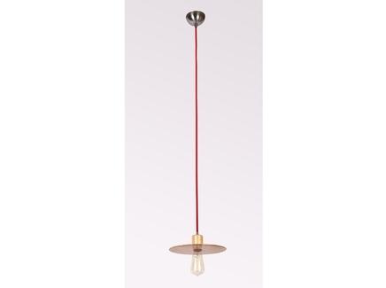 Подвесной светильник natura (lucia tucci) коричневый 100.0 см.