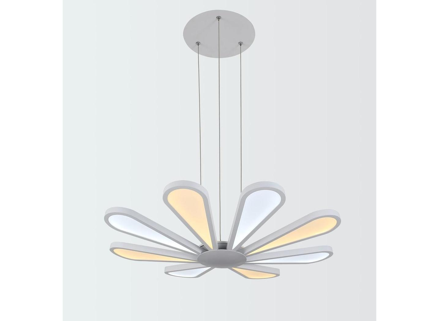 Подвесной светильник MiracoliПодвесные светильники<br>Материал: Сталь/алюминий/акрил<br>Design by Lucia Tucci Italy<br>Источник света:<br>LED: Edison/Eagler 72W<br>Температура свечения: 3000K+5700К<br>Световой поток: 2880 lm<br>Цвет Grey&amp;amp;nbsp;<br><br>Material: Металл<br>Height см: 49<br>Diameter см: 65