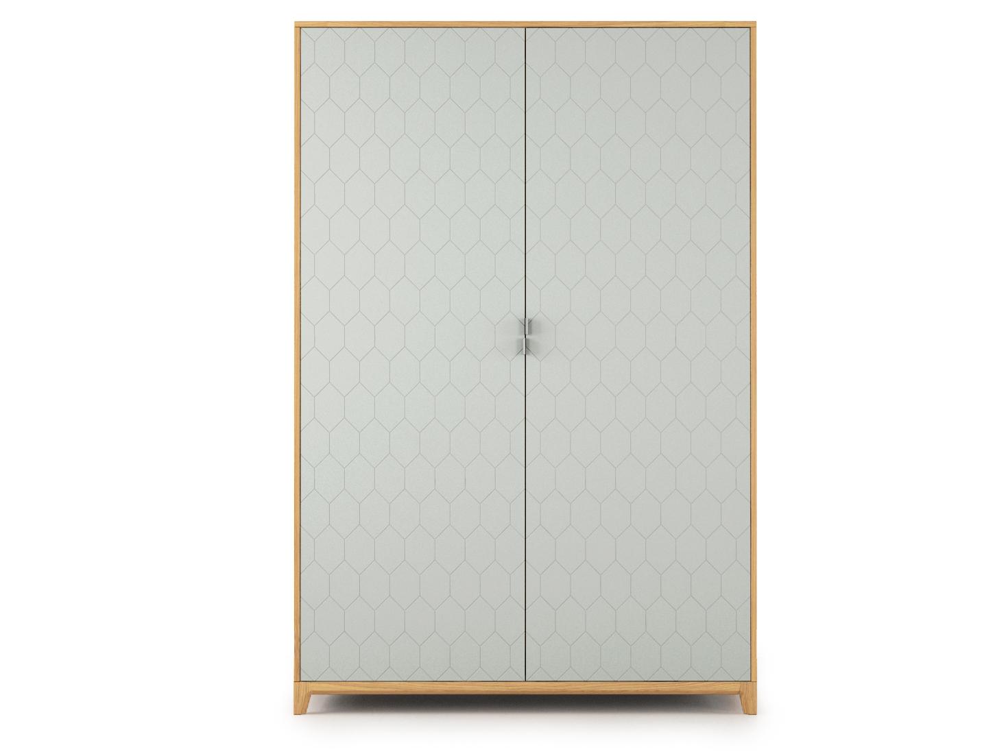 Шкаф CASEПлатяные шкафы<br>Вместительный, прочный и удобный шкаф CASE сочетает в себе продуманную структуру и современный дизайн. <br>Внутри шкафа комфортно расположены полки, выдвижные ящики и штанги для вешалок.<br>Благодаря отсутствию в конструкции лишних элементов и сбалансированной форме шкаф не выглядит массивным, а фасады с объемной фрезеровкой завершают его образ. <br>Шкаф CASE рассчитан на комфортное использование для одного или двух человек.<br><br>Основание выполнено из массива дуба, а корпус – из мдф, что гарантирует прочность и экологичность изделия. Благодаря качественной фурнитуре, вместительные ящики двигаются плавно и бесшумно.  А главная изюминка коллекции - это фасады с объемной фрезеровкой, цвет и дизайн которых вы можете выбрать сами. <br>Шкаф CASE доступен в 5 вариантах отделки и 15 цветах эмали.<br><br>Material: МДФ<br>Width см: 140<br>Depth см: 60<br>Height см: 210