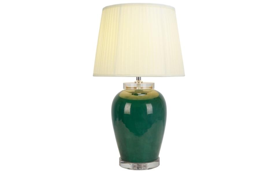 Лампа настольнаяДекоративные лампы<br>E27/50W/220-240V<br><br>Material: Керамика<br>Depth см: None<br>Height см: 69<br>Diameter см: 41