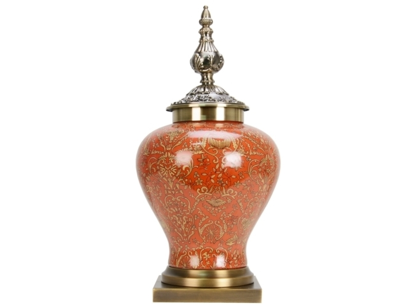 Ваза настольнаяВазы<br><br><br>Material: Керамика<br>Height см: 54<br>Diameter см: 28