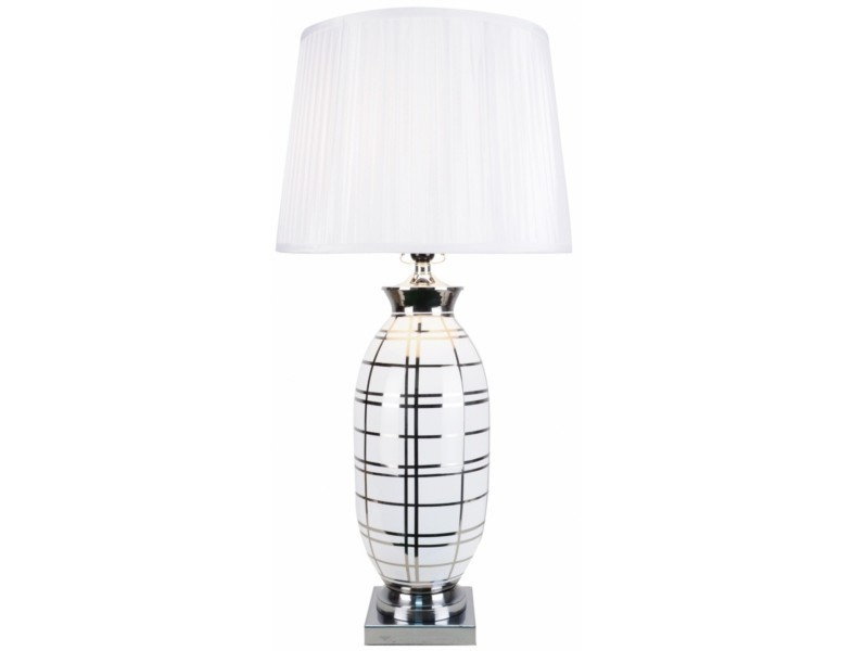 Настольная лампаДекоративные лампы<br>E27/50W/220-240V<br><br>Material: Керамика<br>Height см: 79<br>Diameter см: 40