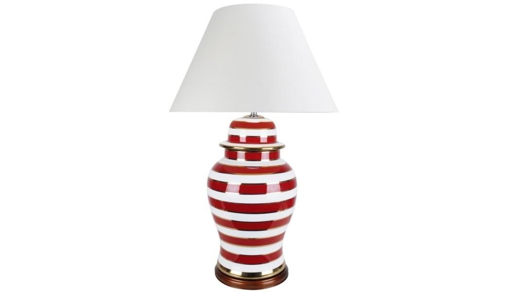 Настольная лампаДекоративные лампы<br>E27/50W/220-240V<br><br>Material: Керамика<br>Height см: 93<br>Diameter см: 61