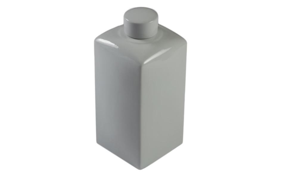 Ваза Square JarВазы<br><br><br>Material: Керамика<br>Ширина см: 19<br>Высота см: 42<br>Глубина см: 19