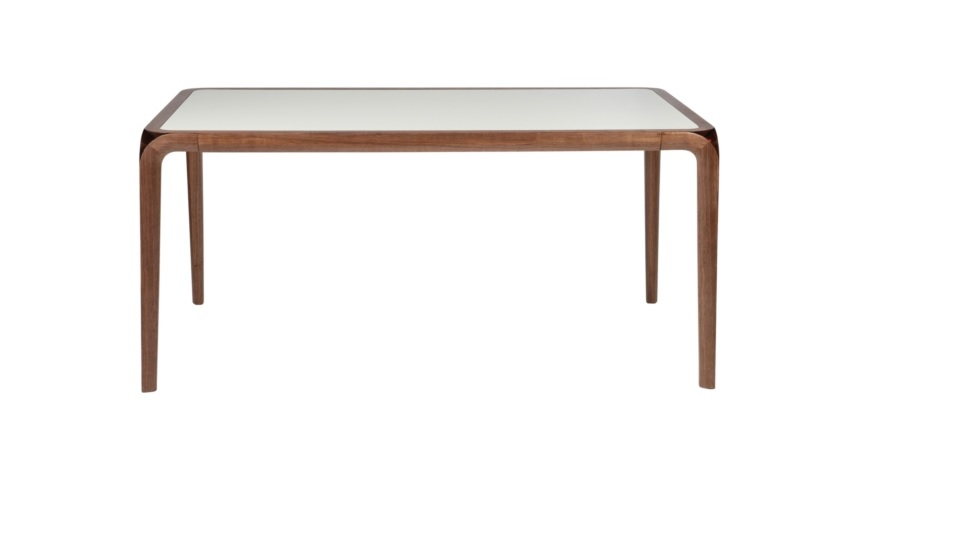 Стол EdgeОбеденные столы<br>Объем: 0,2 м3<br><br>Material: Шпон<br>Ширина см: 160<br>Высота см: 75<br>Глубина см: 90