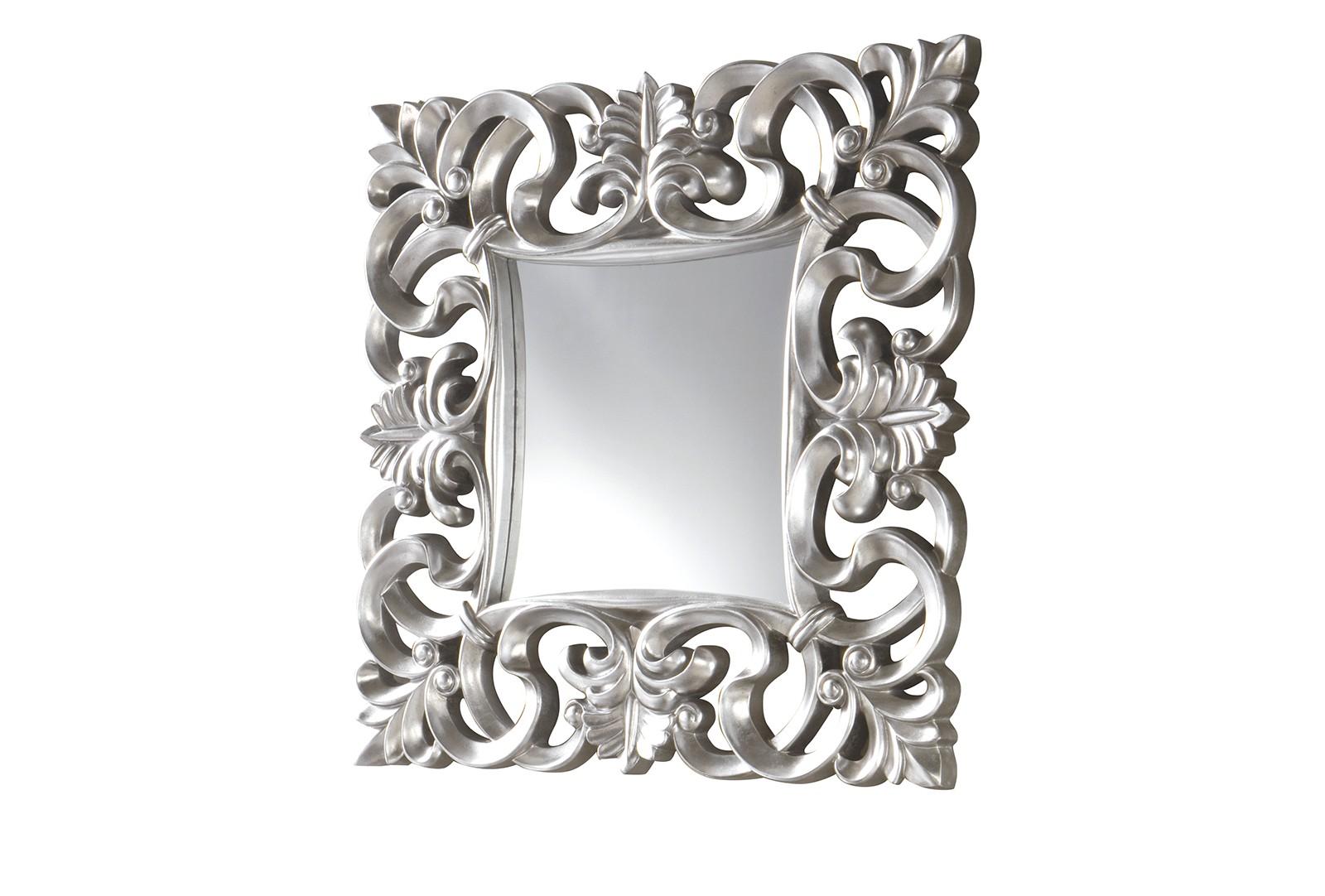 Зеркало PU021 сереброНастенные зеркала<br><br><br>Material: Пластик<br>Width см: 100<br>Height см: 100