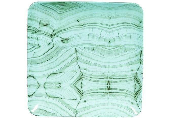ПодносДекоративные подносы<br><br><br>Material: Керамика<br>Length см: 34<br>Width см: 34<br>Depth см: 3<br>Height см: None