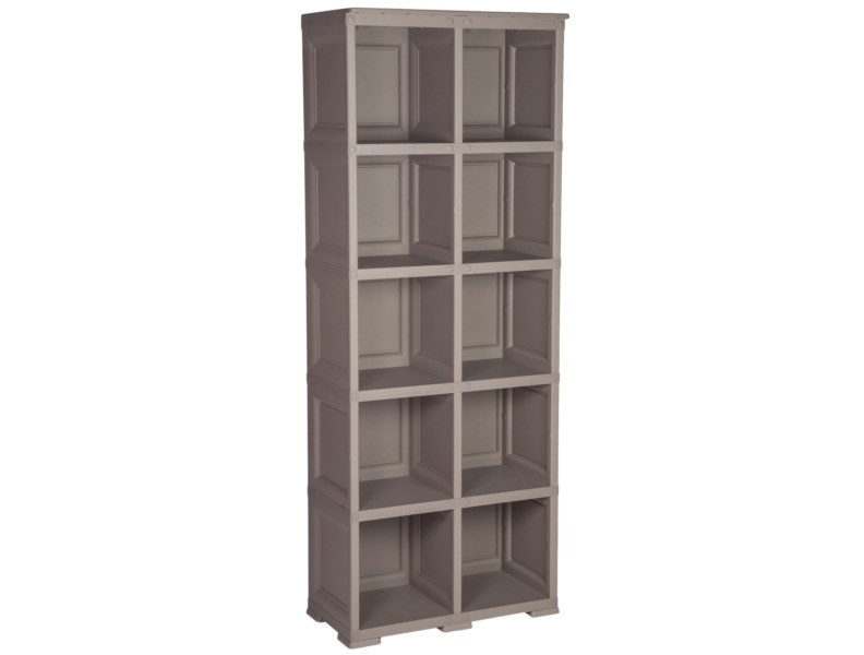 Шкаф Armadio OmnimodusКнижные шкафы и библиотеки<br><br><br>Material: Пластик<br>Ширина см: 79<br>Высота см: 203<br>Глубина см: 43