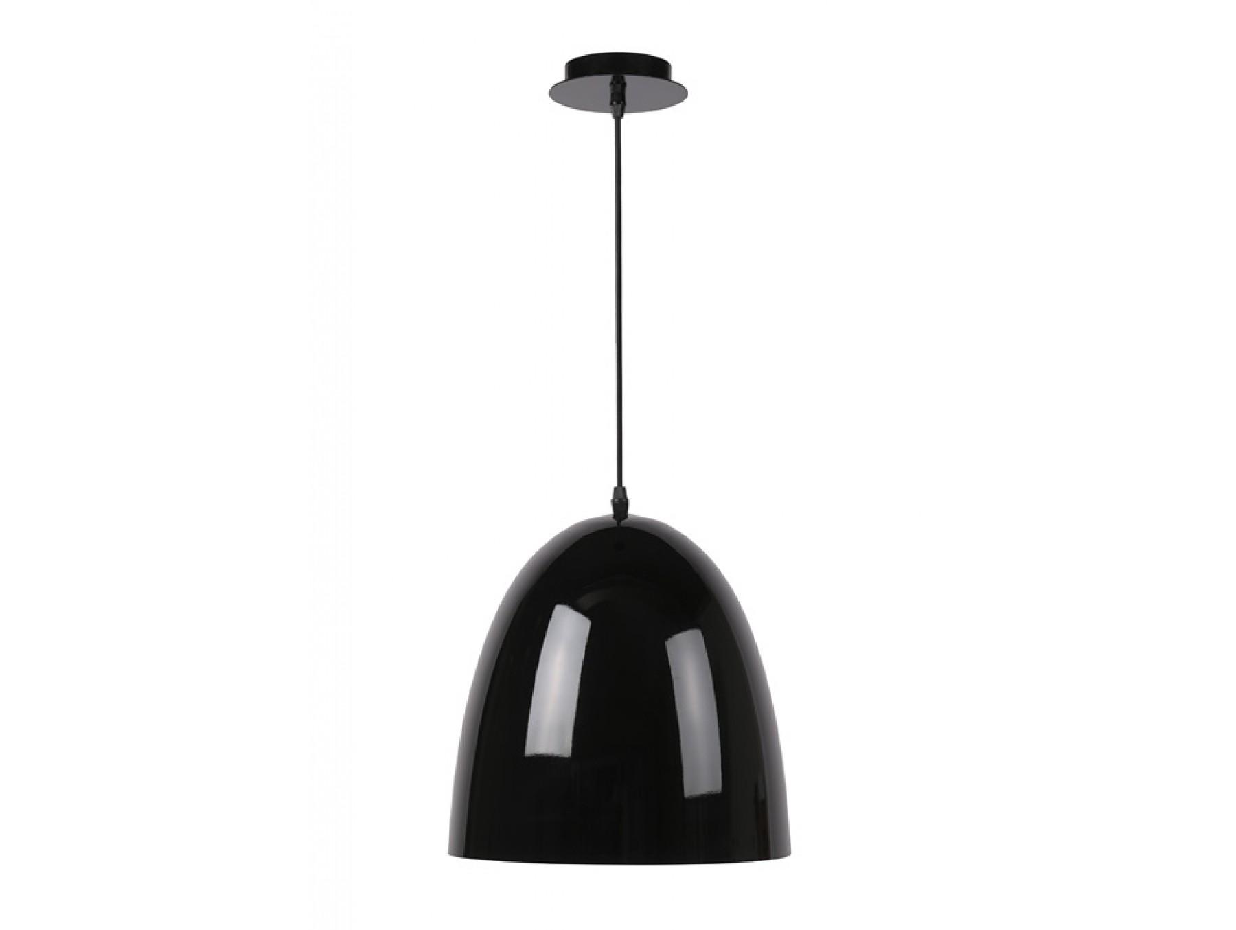 Подвесной светильник LOKOПодвесные светильники<br>основание: металл<br>плафон: металл/черный<br>диаметр: 30 см<br>высота: 120 см<br>Е27, 60W, 1 лампочка (в комплект не входит)<br><br>Material: Металл<br>Высота см: 120