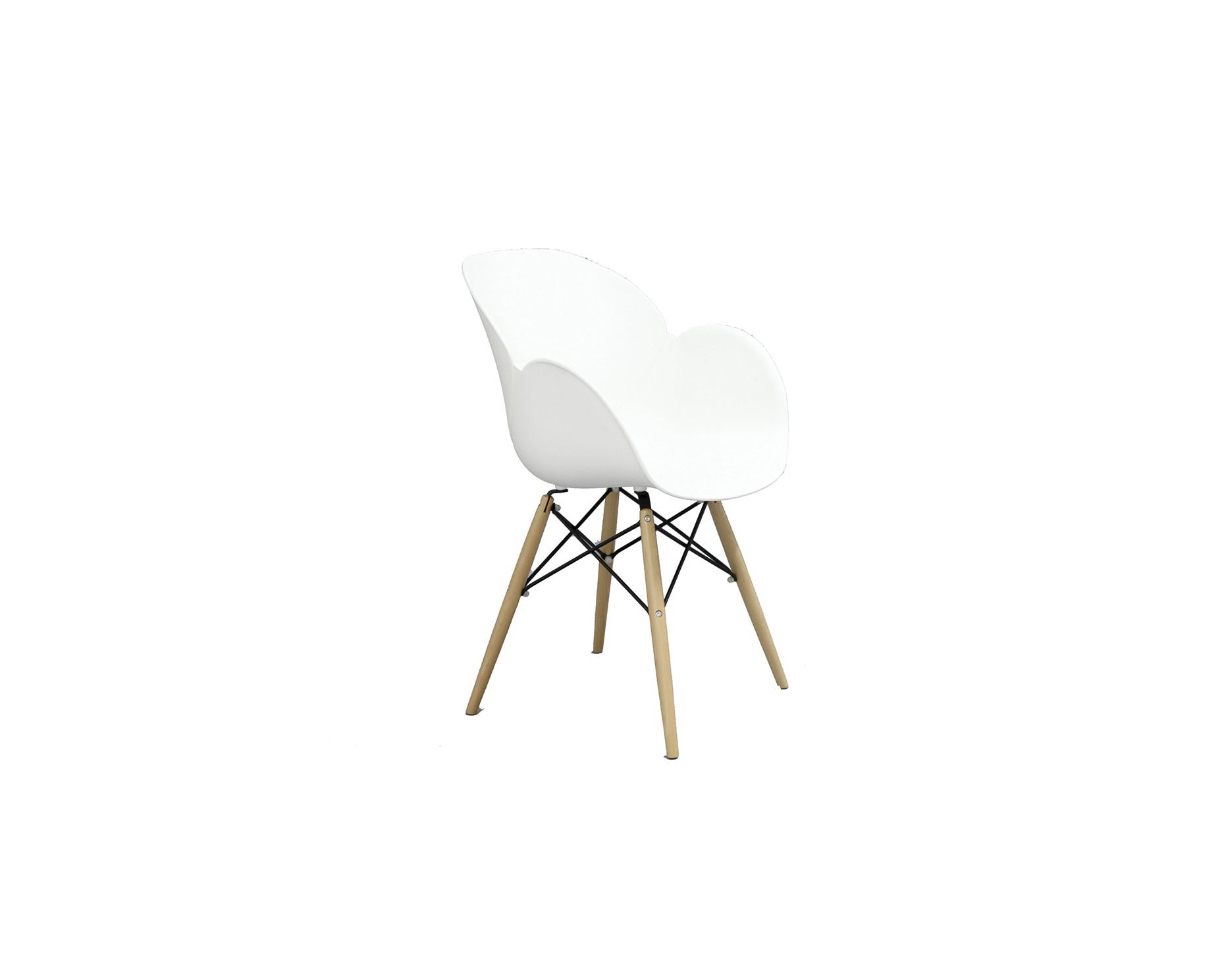 Europe Style Стул FL-08 белый europe style стол dt 903 белый