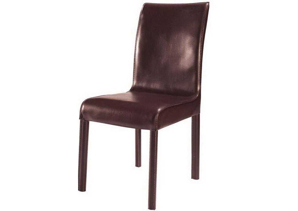 СтулОбеденные стулья<br><br><br>Material: Кожа<br>Width см: 42<br>Depth см: 52<br>Height см: 95