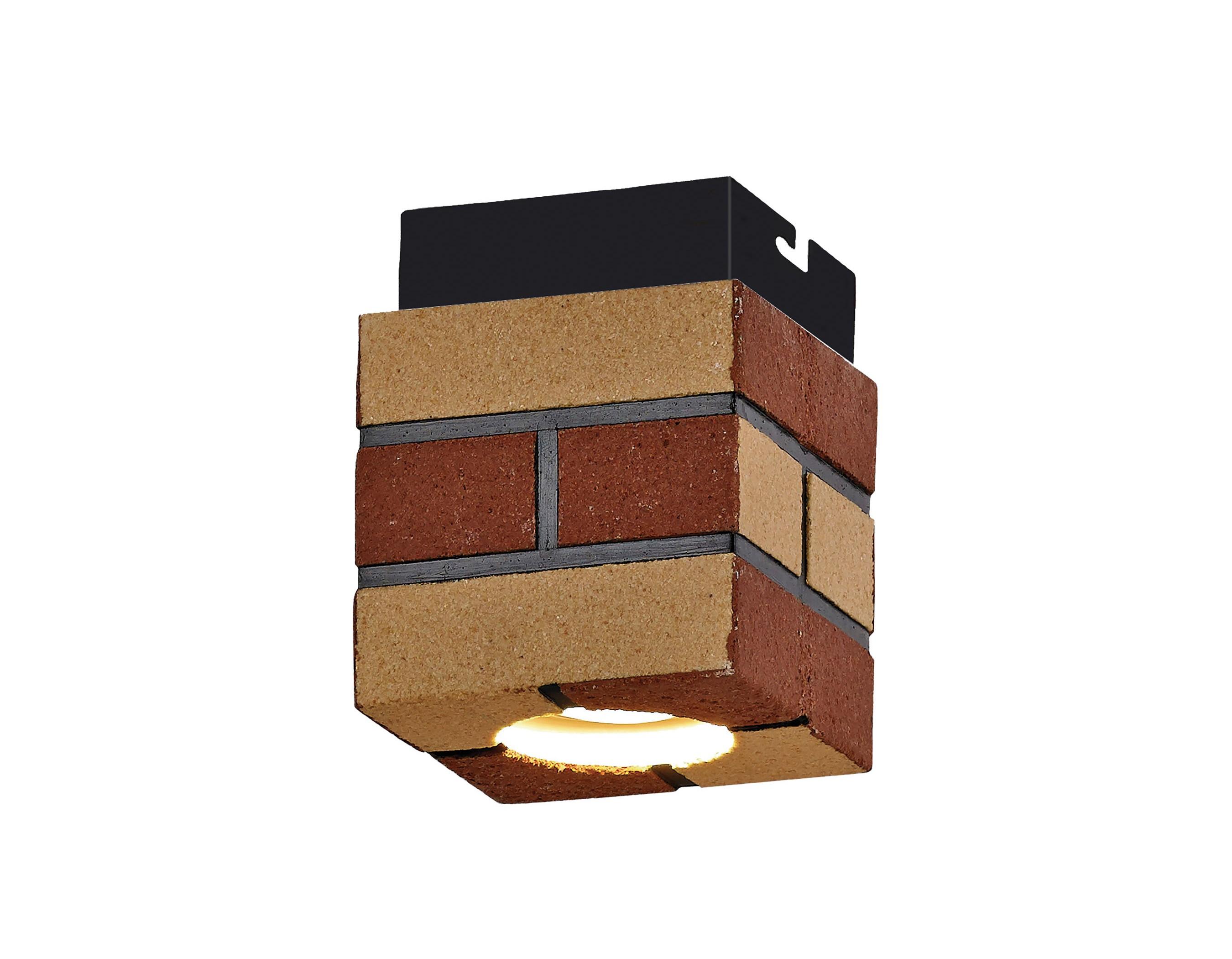 Потолочный светильникПотолочные светильники<br>Материал: металл/пластик&amp;lt;div&amp;gt;Лампочки в комплекте: 1*50W&amp;lt;/div&amp;gt;&amp;lt;div&amp;gt;Цоколь: Gu10&amp;lt;/div&amp;gt;&amp;lt;div&amp;gt;Цвет: черный/коричневый&amp;lt;/div&amp;gt;<br><br>Material: Пластик<br>Width см: 10<br>Depth см: 10<br>Height см: 12
