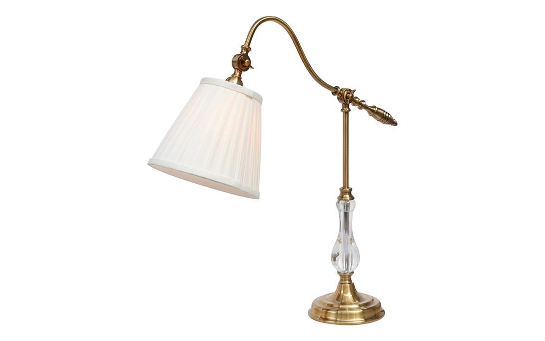 Настольная лампаДекоративные лампы<br>&amp;lt;span style=&amp;quot;line-height: 37.5374px;&amp;quot;&amp;gt;Цоколь: E27 Мощность: 1х60W&amp;lt;/span&amp;gt;<br><br>Material: Металл<br>Ширина см: 54<br>Высота см: 64<br>Глубина см: 22