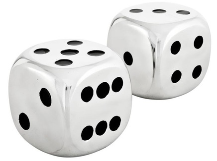 Desk Accessory Dice Eichholtz