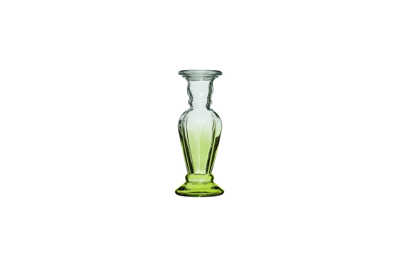 ПодсвечникПодсвечники<br>San Miguel (Испания) – это мощнейшая компания, которая занимается производством очень качественной и оригинальной продукции из переработанного стекла. Vidrios San Miguel известный бренд во всем мире. В наши дни, Vidrios San Miguel имеет более чем 25 000 торговых точек.  Vidrios San Miguel занимается производством стеклянных изделий: посуда, бутылки, вазы, сувениры, украшения и многое другое. Основной экспорт происходит в страны: западной и восточной Европы, Америки, Азии и Африки.<br><br>Material: Стекло<br>Height см: 30<br>Diameter см: 11