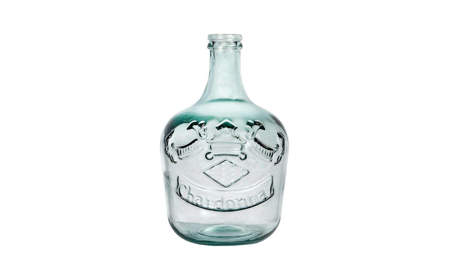 БутыльБанки и бутылки<br>San Miguel (Испания) – это мощнейшая компания, которая занимается производством очень качественной и оригинальной продукции из переработанного стекла. Vidrios San Miguel известный бренд во всем мире. В наши дни, Vidrios San Miguel имеет более чем 25 000 торговых точек. Vidrios San Miguel занимается производством стеклянных изделий: посуда, бутылки, вазы, сувениры, украшения и многое другое.<br><br>Material: Стекло<br>Height см: 30<br>Diameter см: 18