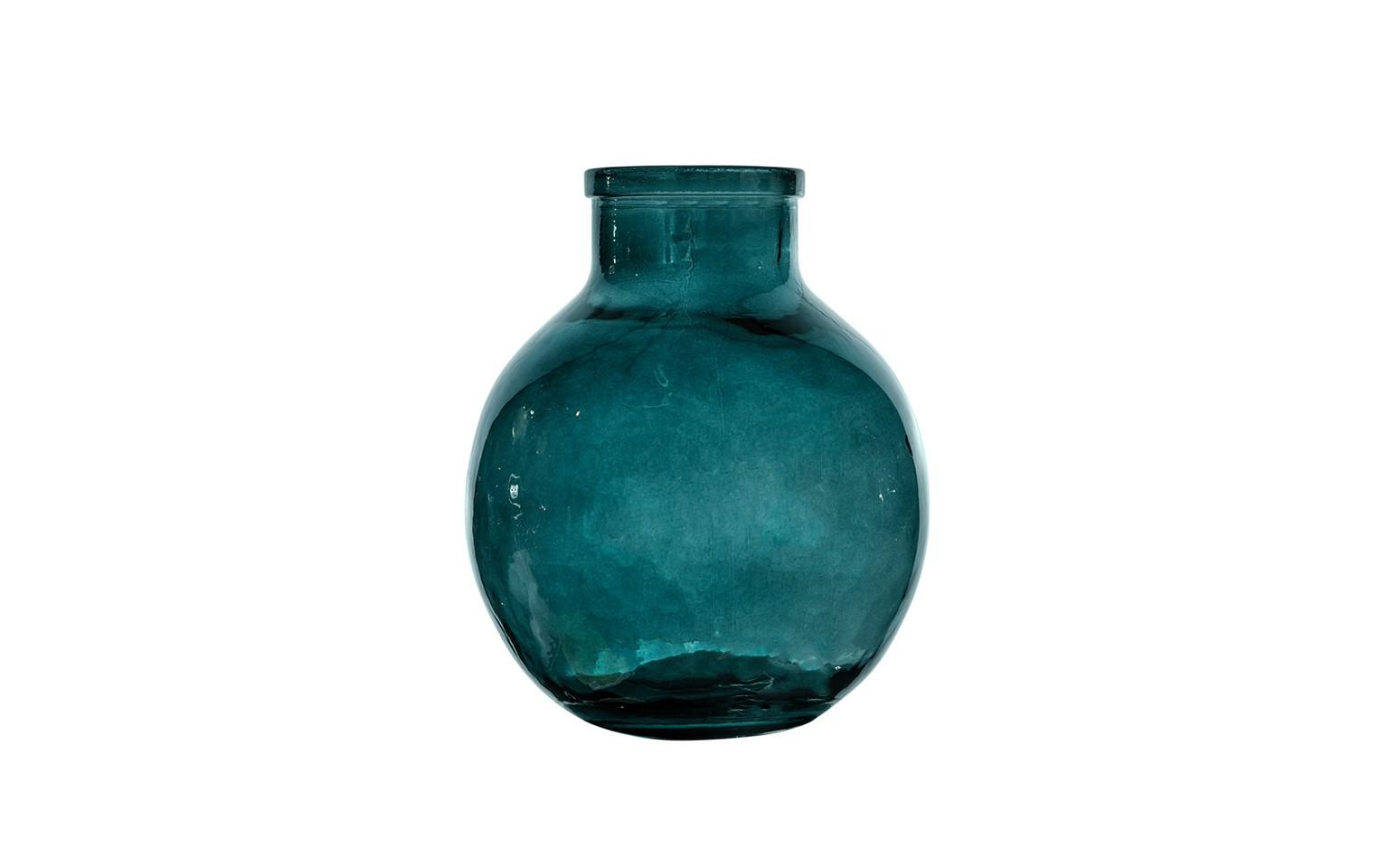 БутыльВазы<br>San Miguel (Испания) – это мощнейшая компания, которая занимается производством очень качественной и оригинальной продукции из переработанного стекла. Vidrios San Miguel известный бренд во всем мире. В наши дни, Vidrios San Miguel имеет более чем 25 000 торговых точек. Vidrios San Miguel занимается производством стеклянных изделий: посуда, бутылки, вазы, сувениры, украшения и многое другое.<br><br>Material: Стекло<br>Height см: 29<br>Diameter см: 24