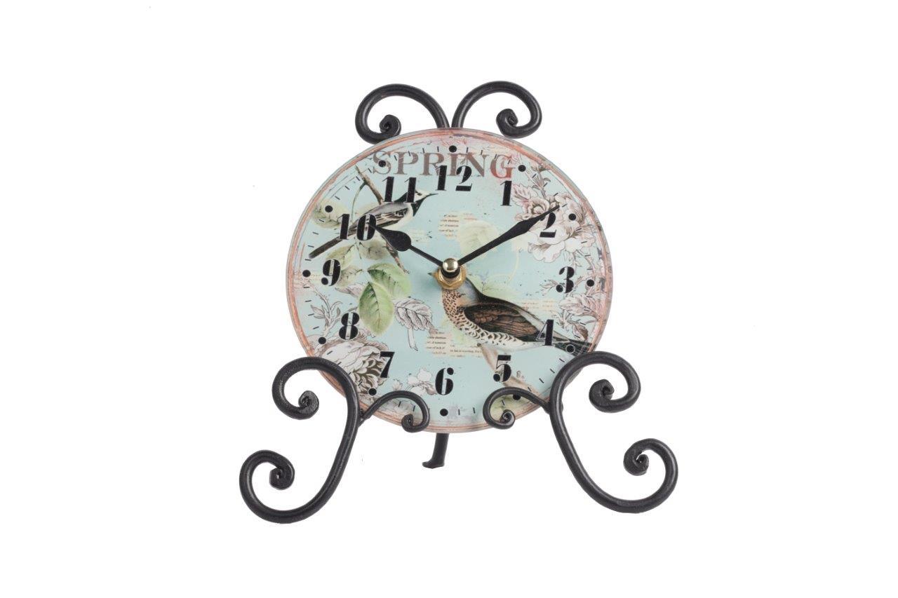 """Часы на подставке """"Fliegen"""""""