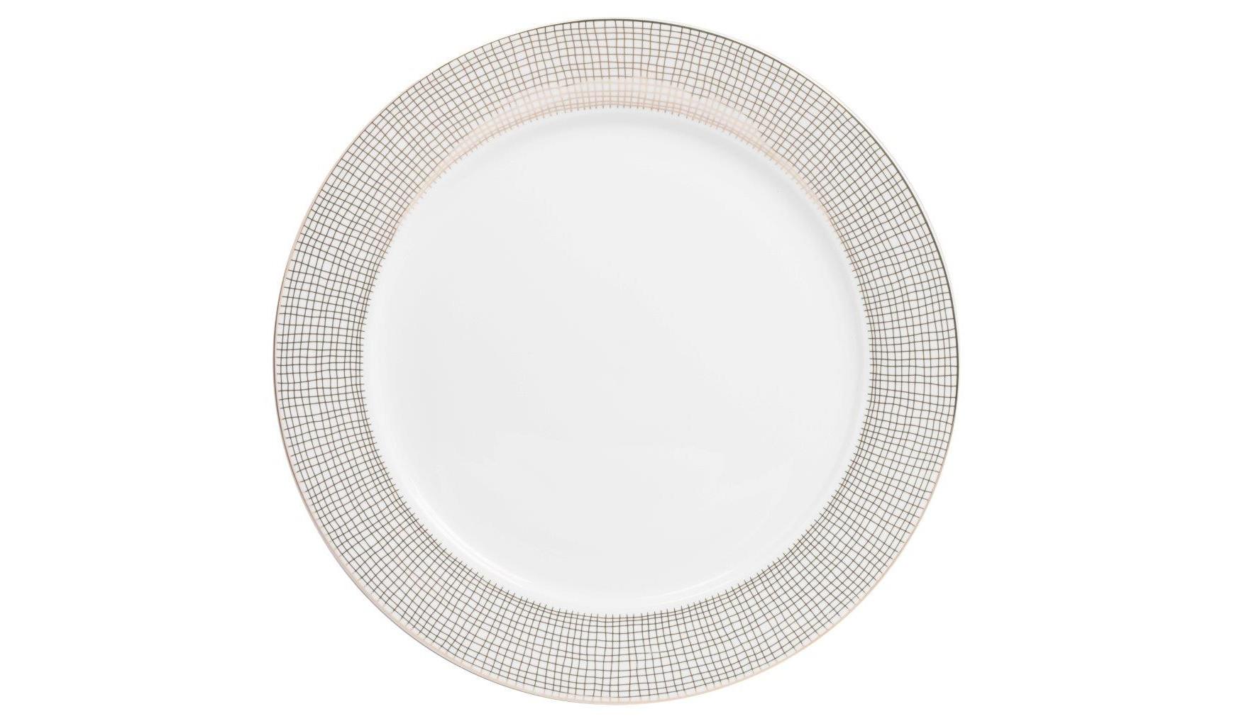 Блюдо JardinДекоративные блюда<br><br><br>Material: Фарфор<br>Diameter см: 30,5