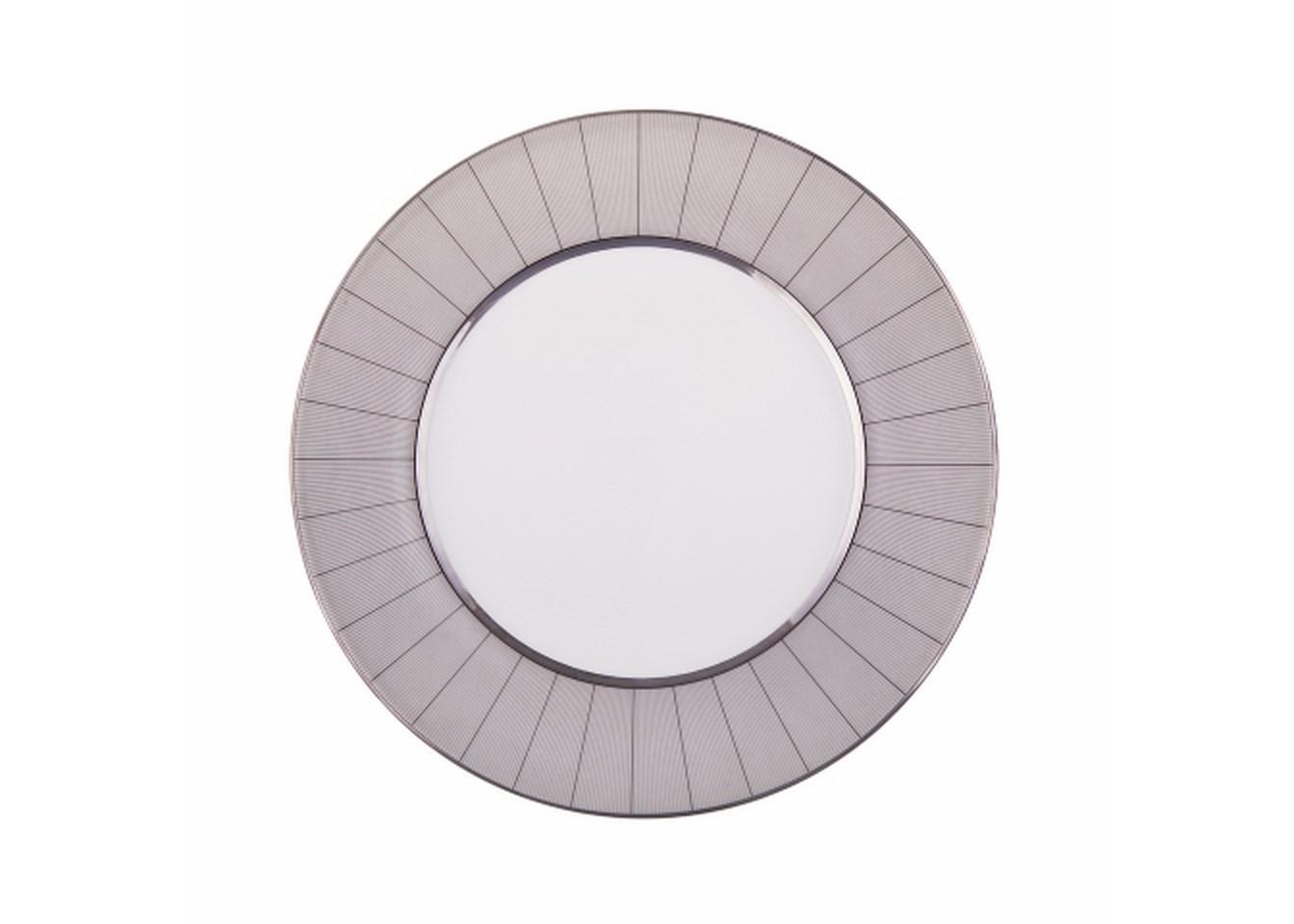 Тарелка десертнаяТарелки<br>MIKASA по праву считается одним из мировых лидеров по производству столовой посуды из фарфора и керамики. На протяжении более полувека категории качества и дизайна являются неотъемлемой частью бренда MIKASA. Сегодня MIKASA сотрудничает со многими известными дизайнерами, работающими для лучших фабрик мира, и использует самые передовые технологии в производстве посуды.<br><br>Material: Фарфор<br>Diameter см: 21