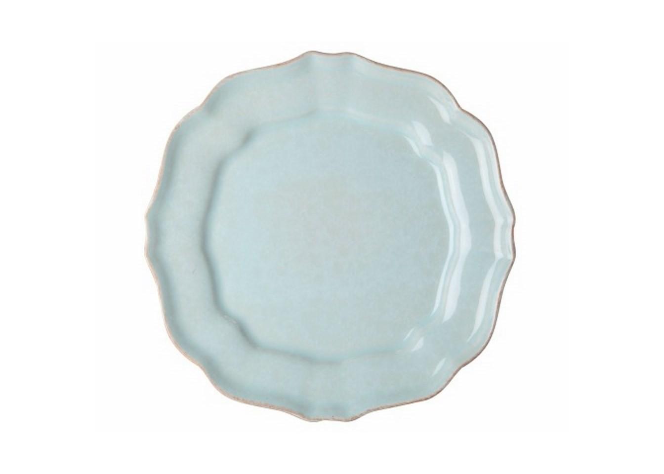 ТарелкаТарелки<br>&amp;lt;span style=&amp;quot;line-height: 22.7272px;&amp;quot;&amp;gt;Costa Nova (Португалия) – керамическая посуда из самого сердца Португалии. Керамическая посуда Costa Nova абсолютно устойчива к мытью, даже в посудомоечной машине, ее вполне можно использовать для замораживания продуктов и в микроволновой печи, при этом можно не бояться повредить эту великолепную глазурь и свежие краски. Такую посуду легко мыть, при ее очистке можно использовать металлические губки – и все это благодаря прочному глазурованному покрытию. Все серии посуды от Costa Nova отвечают международным стандартам качества. Керамическая посуда от Costa Nova не содержит такие вещества, как свинец и кадмий.&amp;lt;/span&amp;gt;<br><br>Material: Керамика<br>Diameter см: 34