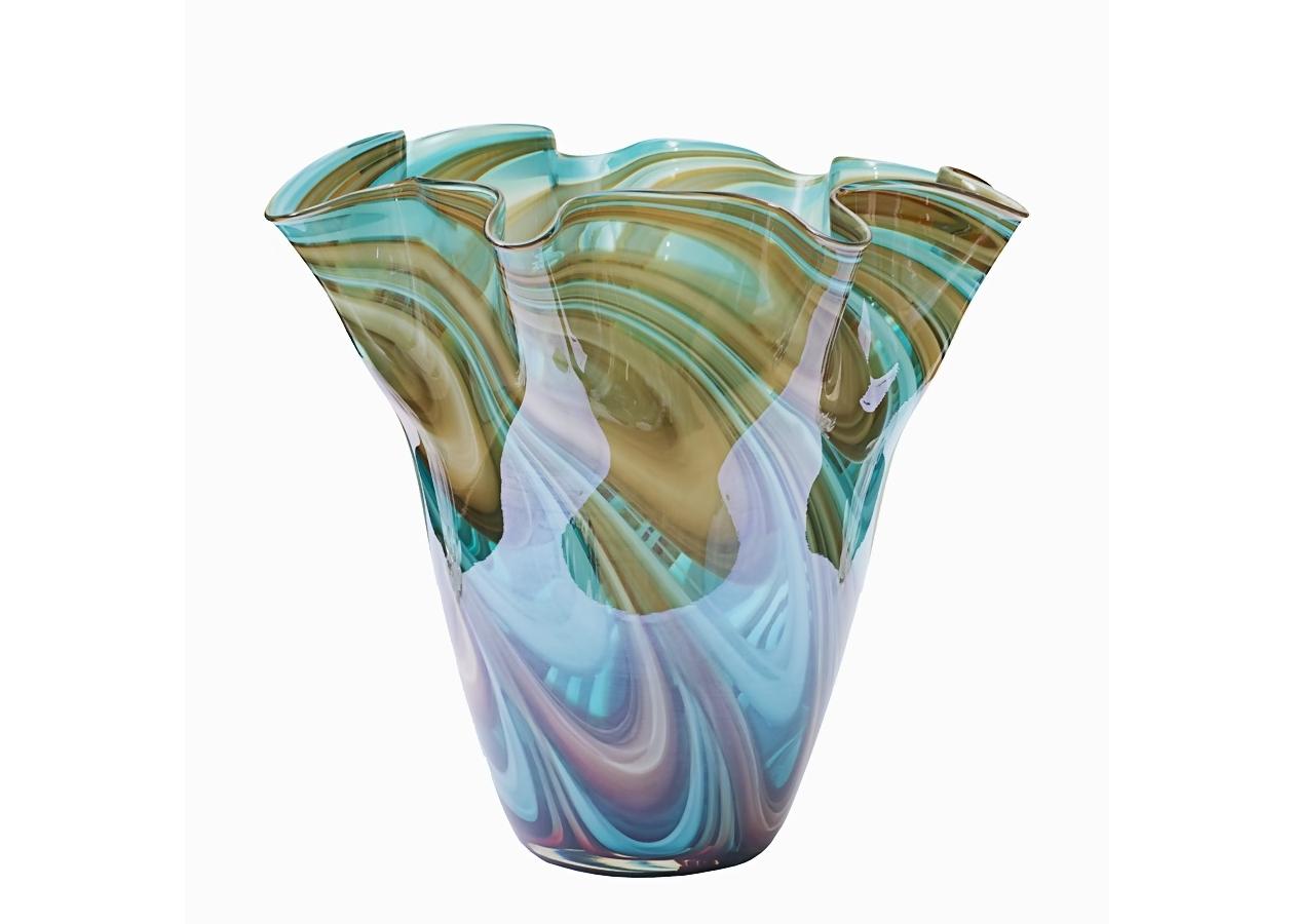 Ваза стекляннаяВазы<br><br><br>Material: Стекло<br>Высота см: 28