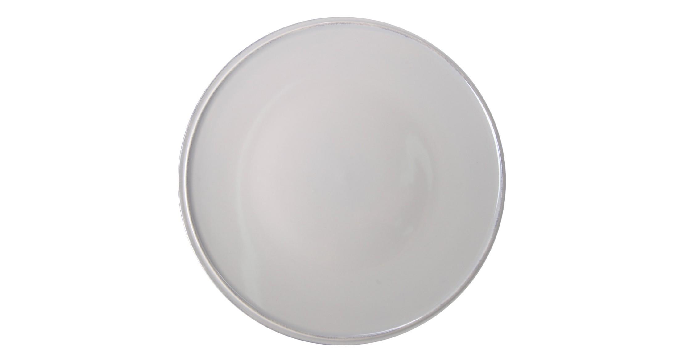 ТарелкаТарелки<br>Costa Nova (Португалия) – керамическая посуда из самого сердца Португалии. Керамическая посуда Costa Nova абсолютно устойчива к мытью, даже в посудомоечной машине, ее вполне можно использовать для замораживания продуктов и в микроволновой печи, при этом можно не бояться повредить эту великолепную глазурь и свежие краски. Такую посуду легко мыть, при ее очистке можно использовать металлические губки – и все это благодаря прочному глазурованному покрытию. Все серии посуды от Costa Nova отвечают международным стандартам качества. Керамическая посуда от Costa Nova не содержит такие вещества, как свинец и кадмий.<br><br>Material: Керамика<br>Diameter см: 34