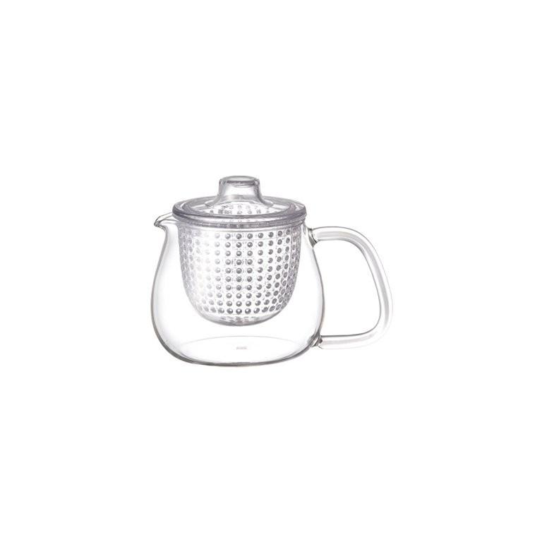 ЧайникЧайники<br>KINTO – одна из самых востребованных и популярных японских марок посуды. Кружки, чайники, емкости для заваривания чая, соковыжималки отличаются высокой прочностью, надежностью, отсутствием сколов, стойкостью к царапинам и механическим повреждениям. Чайник выполнен из высококачественного экологически чистого стекла, произведенного по современной японской технологии. Имеет герметично закрывающуюся пластиковую крышку и сито для заваривания, что придает ему особый стиль, успешно сочетающийся с практичностью и комфортом при использовании.&amp;lt;div&amp;gt;&amp;lt;span style=&amp;quot;line-height: 1.78571;&amp;quot;&amp;gt;&amp;amp;nbsp;&amp;lt;/span&amp;gt;&amp;lt;br&amp;gt;&amp;lt;/div&amp;gt;&amp;lt;div&amp;gt;&amp;lt;div&amp;gt;Объем 500 мл.&amp;lt;/div&amp;gt;&amp;lt;/div&amp;gt;<br><br>Material: Стекло