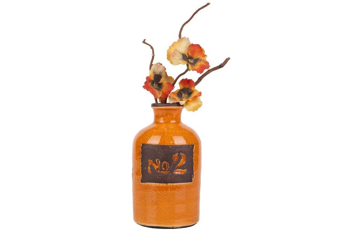 Декоративная ваза Terra CottaВазы<br><br><br>Material: Керамика<br>Height см: 26<br>Diameter см: 14