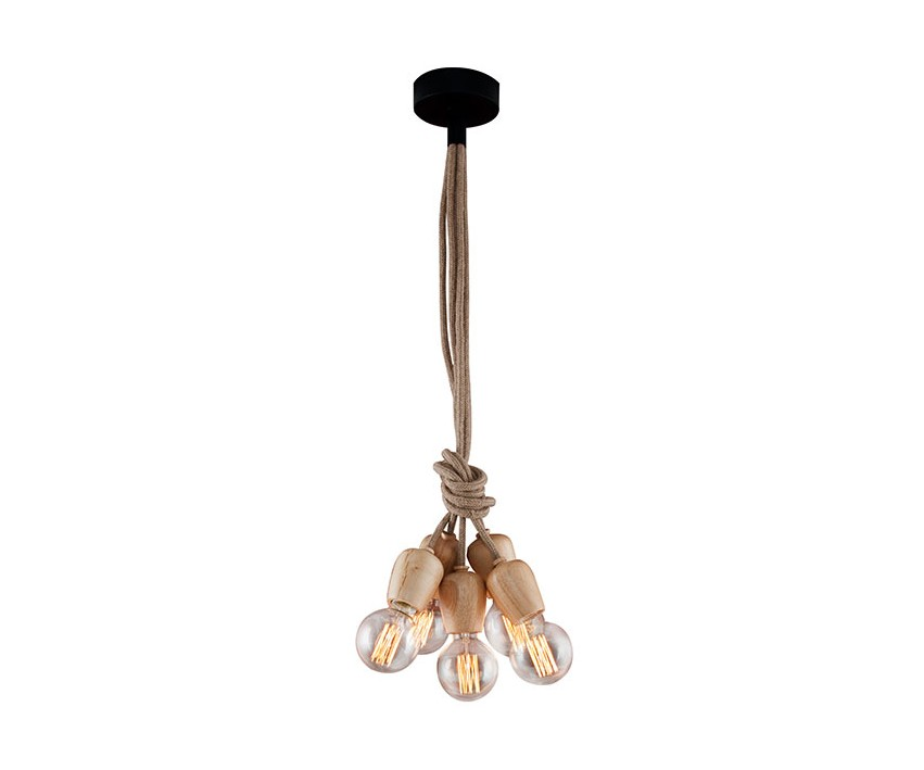 Подвесной светильник БлицПодвесные светильники<br>&amp;lt;div&amp;gt;&amp;lt;span style=&amp;quot;line-height: 1.78571;&amp;quot;&amp;gt;Вид цоколя: E27. Мощность лампы: 40W. Количество ламп: 5.&amp;lt;/span&amp;gt;&amp;lt;br&amp;gt;&amp;lt;/div&amp;gt;&amp;lt;div&amp;gt;Лампы в комплект не входят.&amp;lt;/div&amp;gt;<br><br>Material: Дерево<br>Height см: 120<br>Diameter см: 30