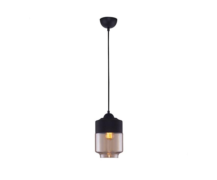 Подвесной светильник МигПодвесные светильники<br>Вид цоколя: E27. Мощность лампы: 40W. Количество ламп: 1.<br>Лампы в комплект не входят.<br><br>Material: Металл<br>Height см: 120<br>Diameter см: 18